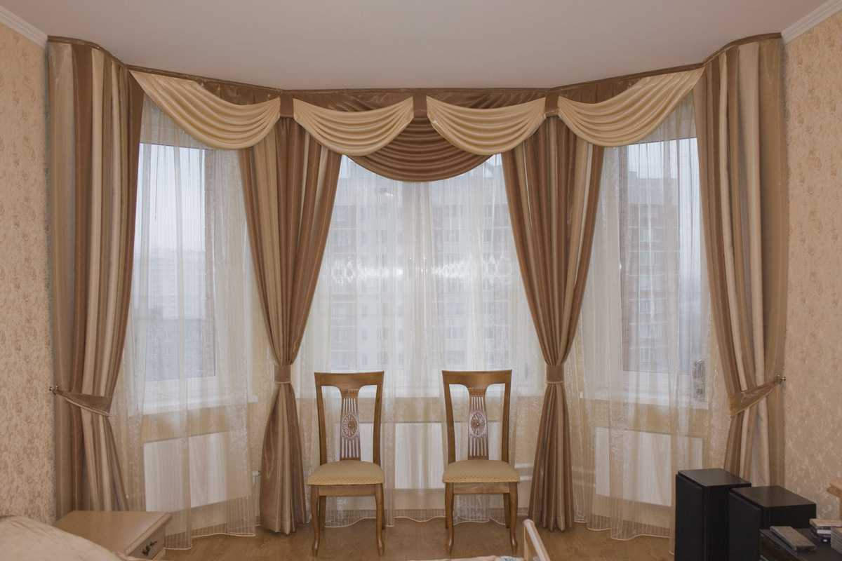 Как правильно и красиво повесить рулонные и другие шторы на пластиковое окно, фото повешенных вариантов
